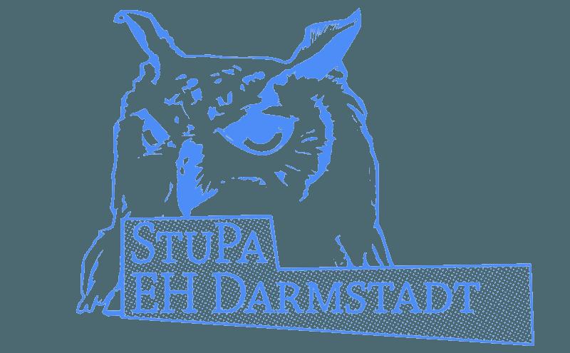 Logo der StuPa Eule